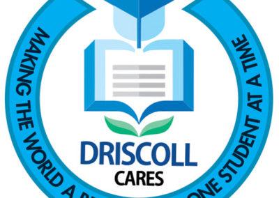 Driscoll Cares Logo