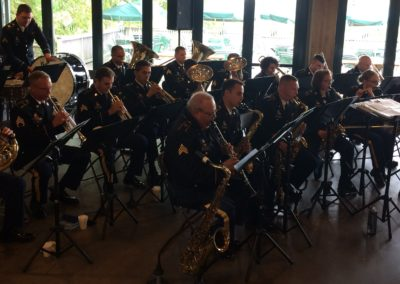 CT Fallen Heroes Military Band