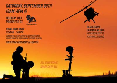 CT Fallen Heroes Tribute Poster