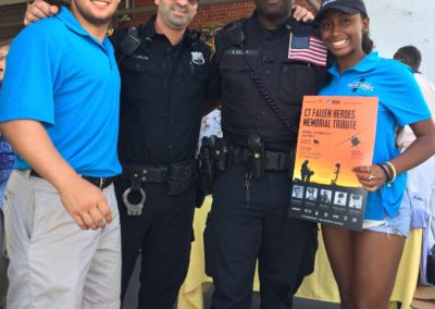 Homerun for Heroes Police