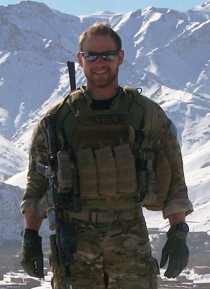Army Capt. Andrew M. Pedersen-Keel in Wardak 2013